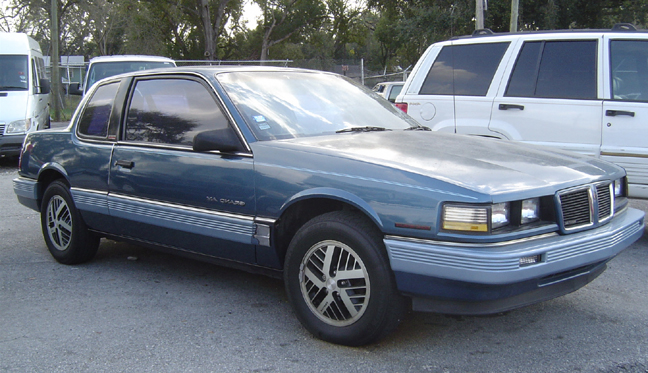 1986 Pontiac Grand Am SE picture, exterior