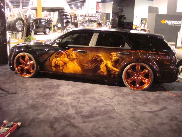 Picture of 2007 Dodge Magnum SXT AWD, exterior, gallery_worthy
