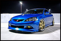 2006 Honda Integra Picture Gallery