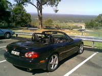 2000 Mazda MX-5 Miata Overview