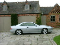 1996 BMW 8 Series, This is an excellent example of the BMW 840Ci.  My particular model is almost exactly like this except for the wheel treatment., exterior