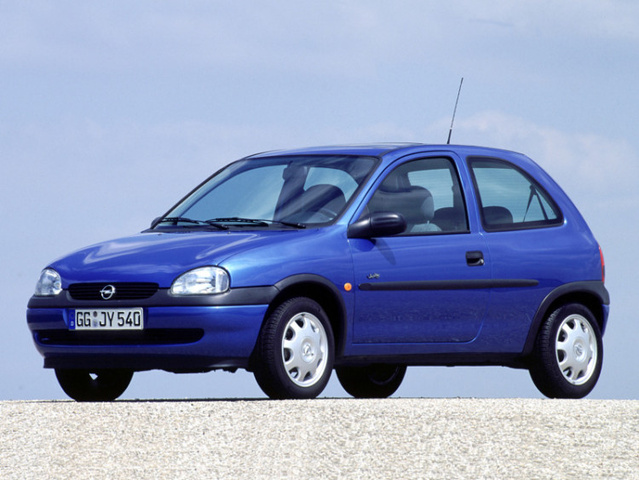 Picture of 1996 Opel Corsa, exterior, gallery_worthy