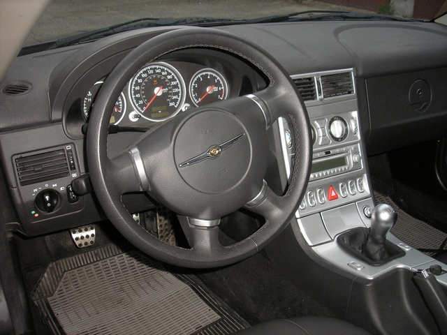 Chrysler Crossfire Coupe Limited Pic X