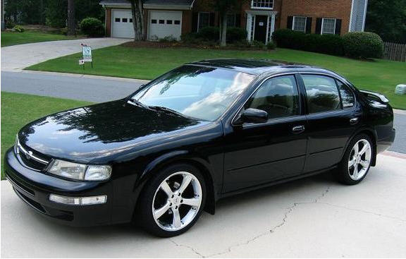 Picture of 1999 Nissan Maxima GLE, exterior, gallery_worthy