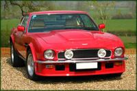 1989 Aston Martin V8 Vantage Overview