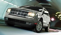2010 Lincoln MKX, Front Left Quarter View, exterior, manufacturer