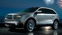 2010 Lincoln MKX, Front Left Quarter View, manufacturer, exterior