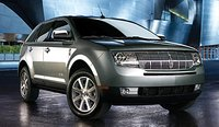 2010 Lincoln MKX, Front Right Quarter View, manufacturer, exterior