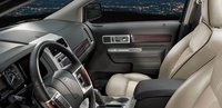 2010 Lincoln MKX, Interior Front View, interior, manufacturer, gallery_worthy
