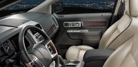 2010 Lincoln MKX, Interior Front View, interior, manufacturer