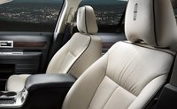 2010 Lincoln MKX, Front Seat View, interior, manufacturer, gallery_worthy