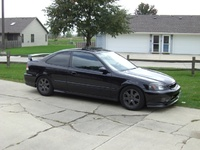 1997 Honda Civic Coupe picture, exterior