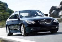 2010 BMW 5 Series, Front Right Quarter View, manufacturer, exterior