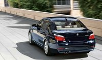 2010 BMW 5 Series, Back Left Quarter View, exterior, manufacturer