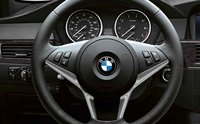 2010 BMW 5 Series, Interior View, interior, manufacturer