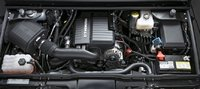 2010 Hummer H2, Engine View, engine, manufacturer