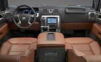 2010 Hummer H2, Interior View, interior, manufacturer