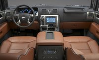 2010 Hummer H2, Interior View, manufacturer, interior