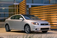 2010 Scion tC, Front Right Quarter View, exterior, manufacturer