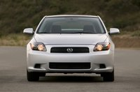 2010 Scion tC, Front View, exterior, manufacturer, gallery_worthy