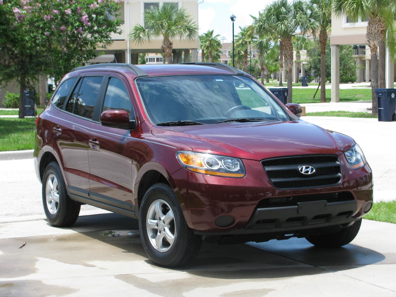 2008 Hyundai Santa Fe Pictures Cargurus