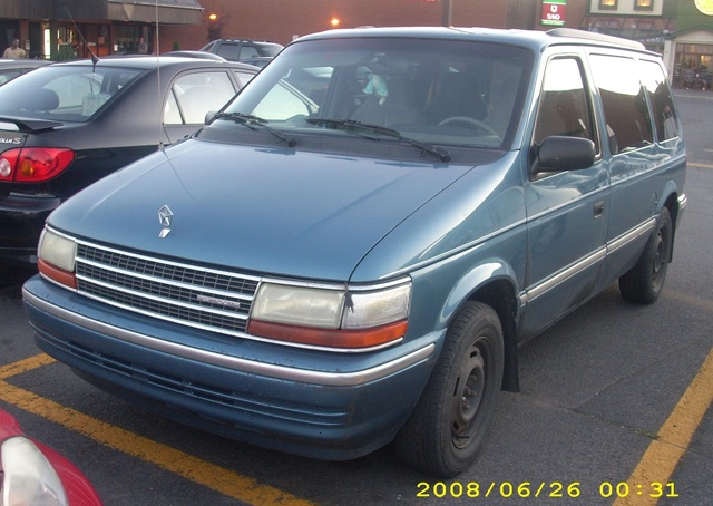 Picture of 1993 Chrysler Voyager