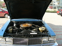 1977 Cadillac Seville picture, engine