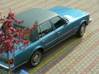 1977 Cadillac Seville Overview