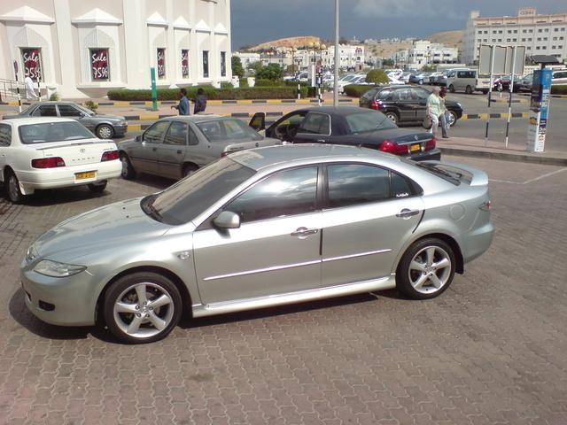 2005 mazda 6 hp