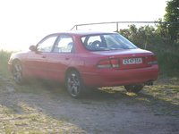 1992 Mazda 626 Overview