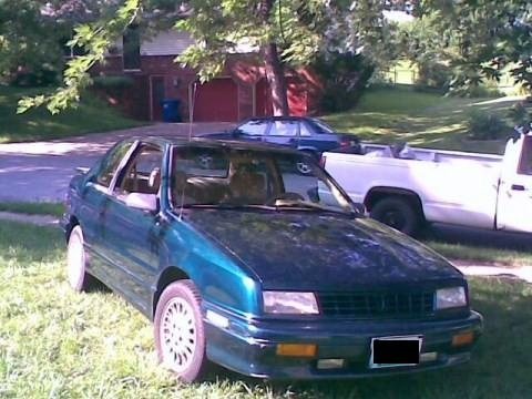 Picture of 1993 Plymouth Sundance 2 Dr Duster Hatchback