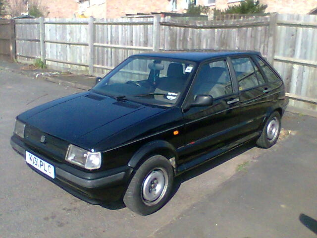 Picture of 1992 Seat Ibiza