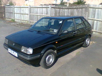 1992 Seat Ibiza Overview