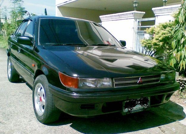Picture of 1990 Mitsubishi Mirage, exterior, gallery_worthy