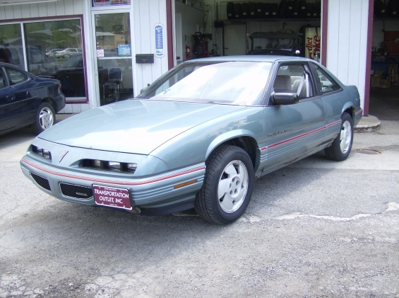Picture of 1993 Pontiac Grand Prix 2 Dr GT Coupe
