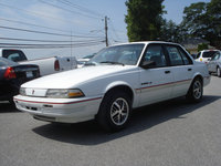Picture of 1993 Pontiac Sunbird 4 Dr SE Sedan, exterior