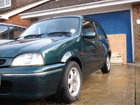 1997 Rover 100 Overview