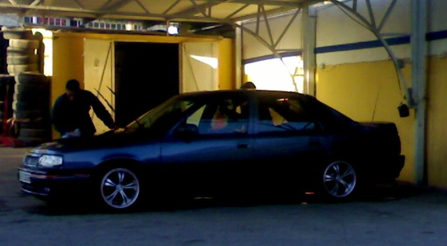 Picture of 1995 Opel Vectra