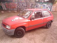 1991 Opel Corsa, Opel Corsa No. 13 Bj. 1991 1,0l 45 forced HP from Germany, exterior