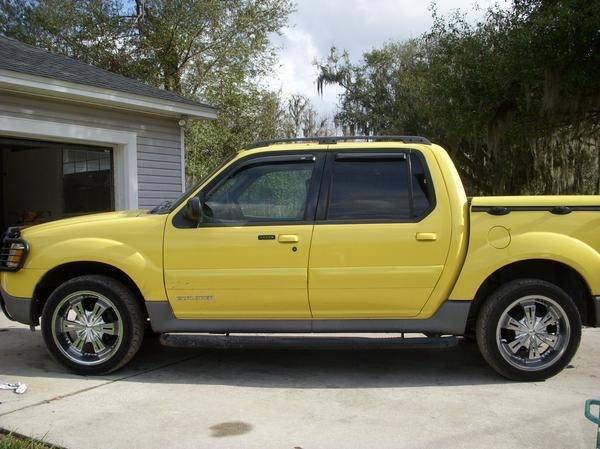 2005 ford explorer sport trac overview cargurus. Black Bedroom Furniture Sets. Home Design Ideas