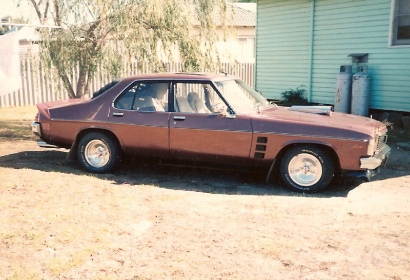 1976 Holden Kingswood Pictures Picture