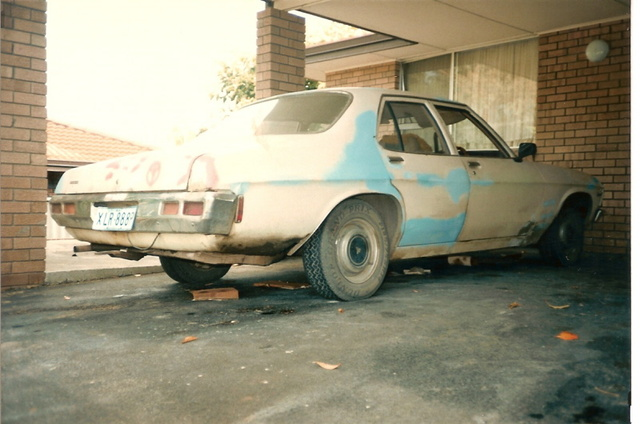 Picture of 1972 Holden Kingswood, exterior
