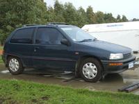1992 Daihatsu Charade Overview