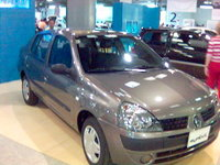 2006 Renault Thalia Overview