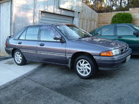 Picture of 1993 Ford Laser, exterior