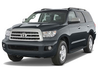 2009 Toyota Sequoia Picture Gallery