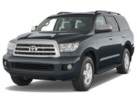 Picture of 2009 Toyota Sequoia SR5 5.7L 4WD FFV, exterior