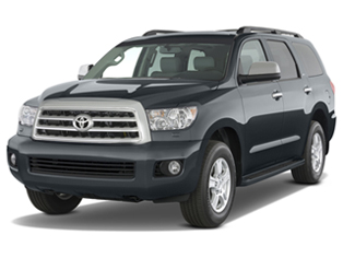 Picture of 2009 Toyota Sequoia SR5 5.7L 4WD FFV