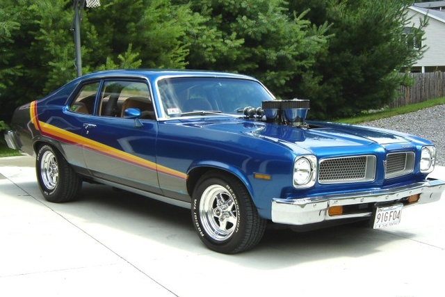Picture of 1974 Pontiac Ventura