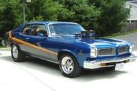 1974 Pontiac Ventura Overview